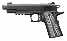 1911-22 Black label supressor ready