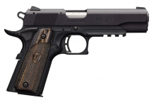 browning 1911-22 black label with rail