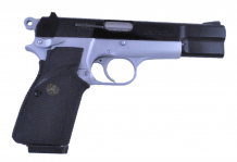 Browning HP Practical
