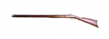 Jukar Percussion Kentucky Rifle