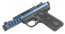 Ruger Mark 3 22/45 Lite Blue