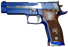 Sig Sauer X-Five Blue Moon